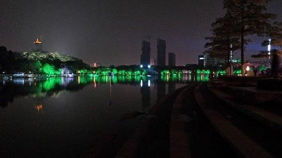 Qiandeng Lake: Night 3