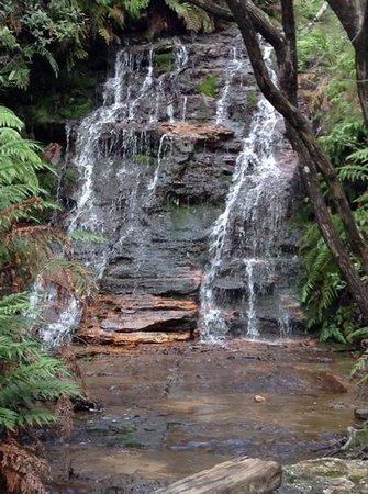 a Smaller Fall @ Wentworth Falls