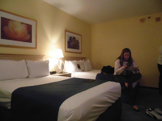 Miami Beach Resort and Spa: Quarto