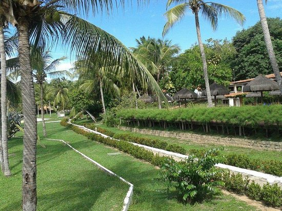 Hotel Marinas: Caminho para os Quartos