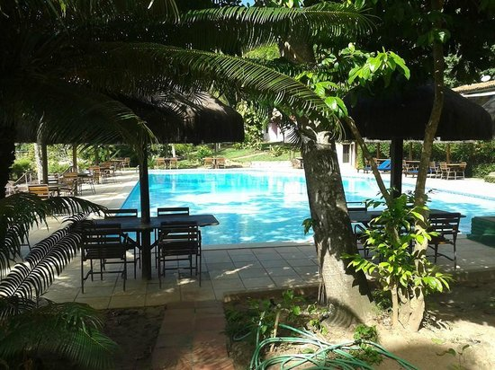 Hotel Marinas: Piscina