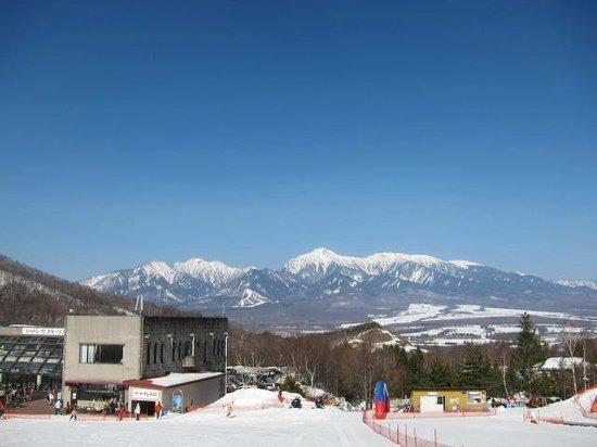 Chateraise Ski Resort Yatsugatake: 景色