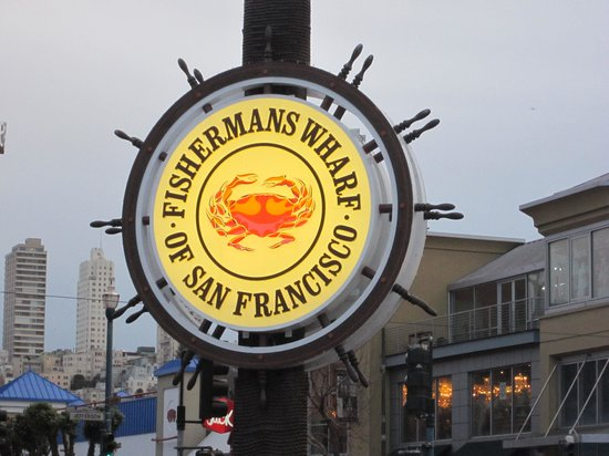 Fisherman's Wharf: Excelente