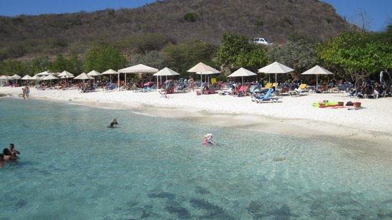 Playa Porto Marie : Very Pretty Beach