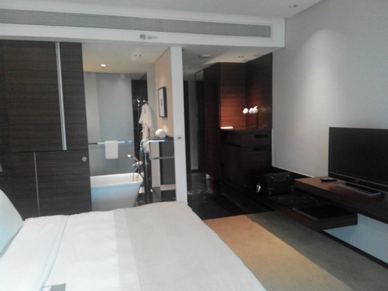 Le Meridien Bangkok : Bedroom