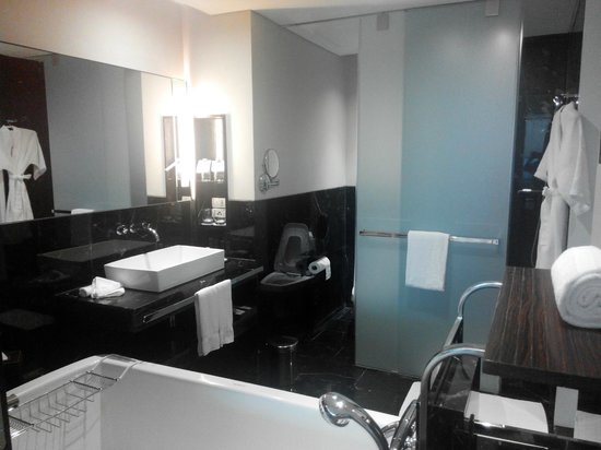 Le Meridien Bangkok: The Bathroom area
