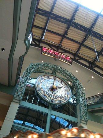 Multi plex theater at Mall of Georgia