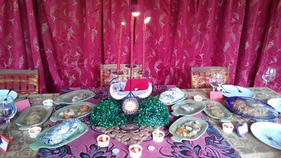 Planet Borneo Lodge: birthday party