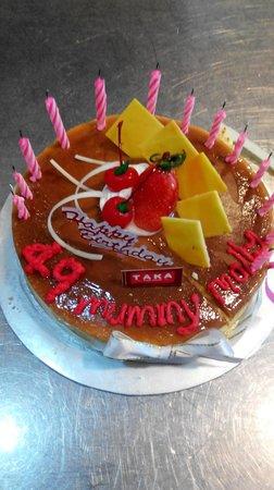 Planet Borneo Lodge: Happy Birthday