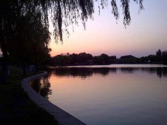 Jiangxin Island : Sunset 2