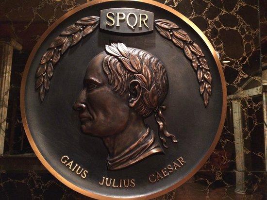 Caesar's Steak House and Lounge : SPQR - Front Lobby