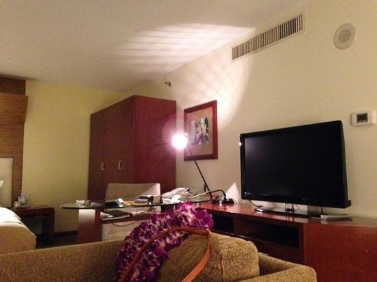 Fiesta Resort Guam : 部屋の中