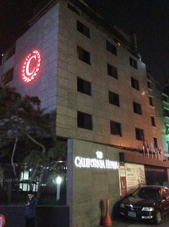 The California Hotel Seoul Seocho: Sign2