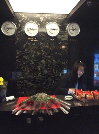 The California Hotel Seoul Seocho: Staff