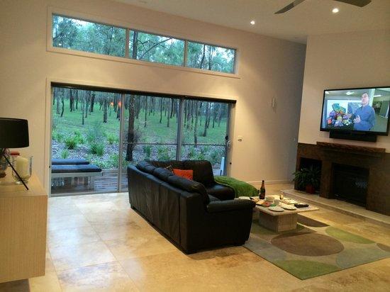 Deja Vu Estate: Living Room