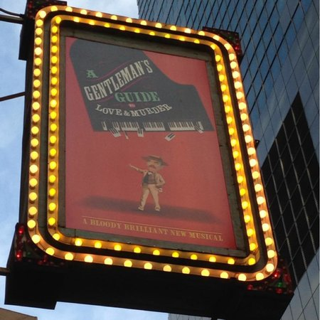 A Gentleman's Guide to Love & Murder: Walter Kerr Theatre