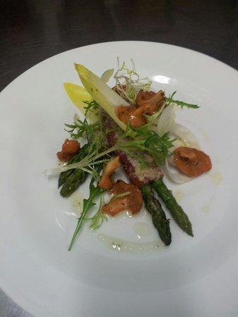 Cherry Tree Restaurant: Asparagus