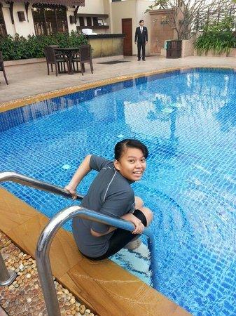 The Sukosol: Very clean pool