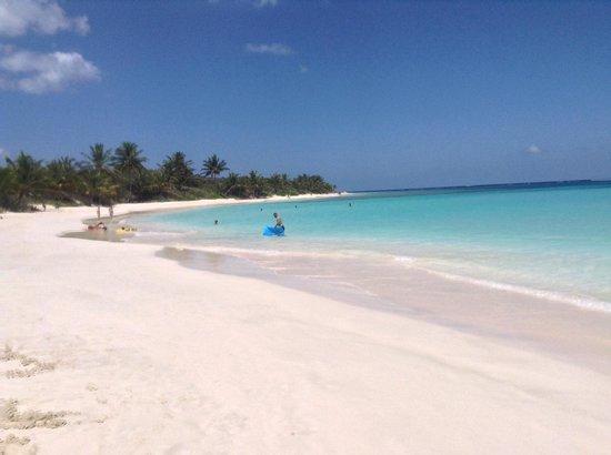 Flamenco Beach : Simply perfect.