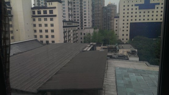 JinJiang Hotel : room view