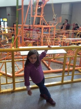 Ontario Science Centre : This is fun
