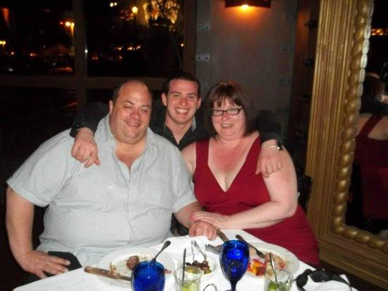 Harrah's Las Vegas: Again we had fun