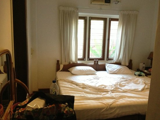 Thurizza Hotel Bagan: Double room on ground floor