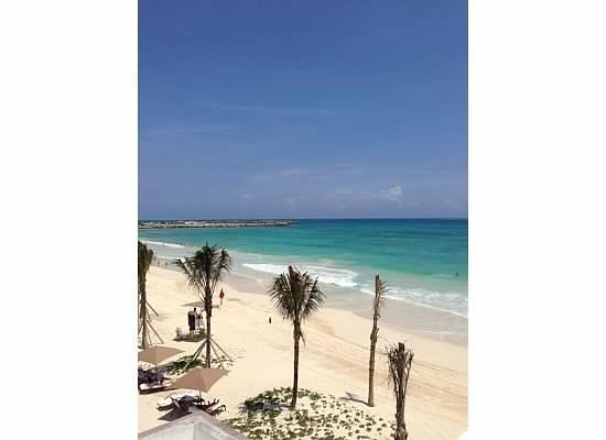 Grand Residences Riviera Cancun : View from our room