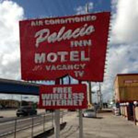 Palacio Inn Motel: Motel
