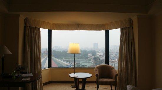 Hotel Nikko Hanoi : パークビュー