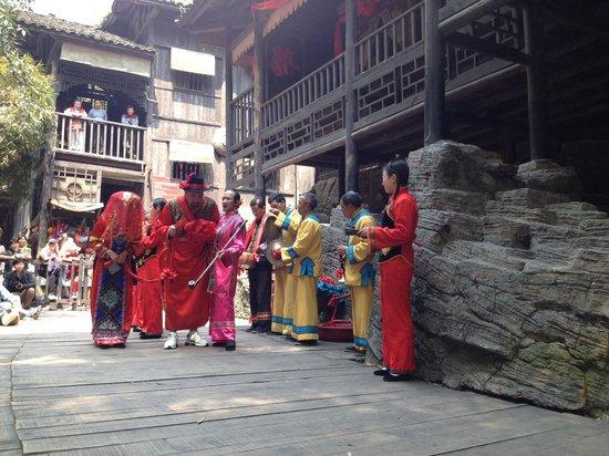 Three Gorges : Wedding ceremony