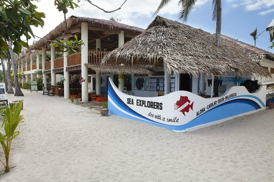 Ocean Vida Beach & Dive Resort: Dive center