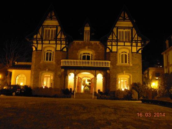 Hotel Villa Soro: El frente del lugar
