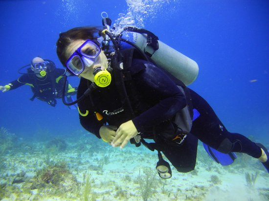 Cancun Scuba For You: Buceando feliz en el Caribe Mexicano