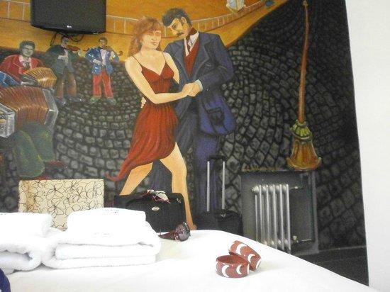 Ayres Portenos Tango Suites: minha habitación