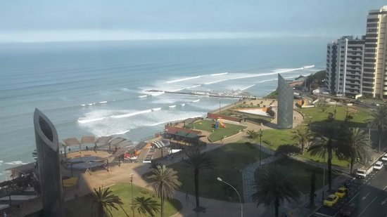JW Marriott Hotel Lima: From my Room