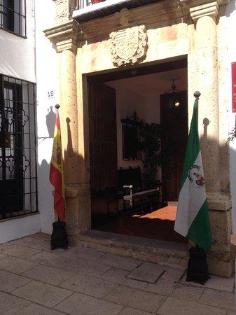 Hotel San Gabriel: Fachada do Hotel