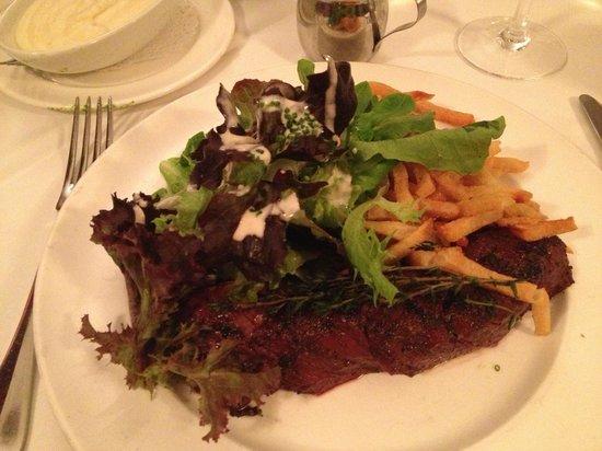 Brasserie Ruhlmann: Hanger Steak