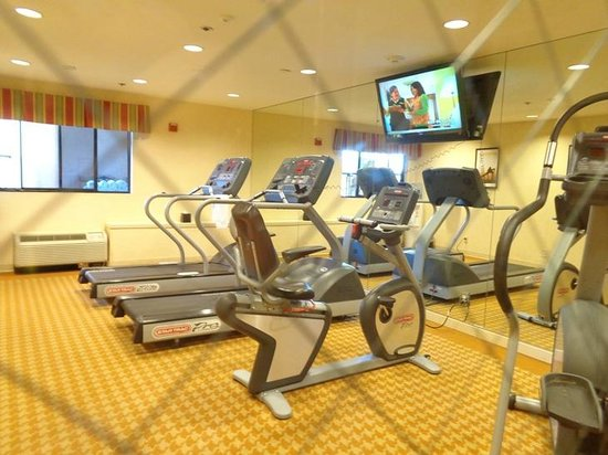 Holiday Inn Santa Ana-Orange County Airport: exercise