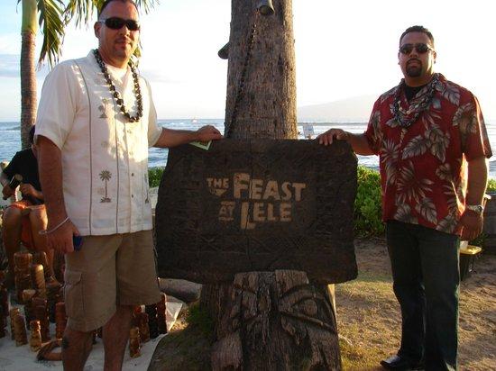 Feast At Lele : dinner