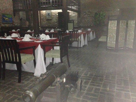 Grog Shoppe: Old stables within Grogg Restaurant