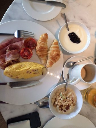 Tenface Bangkok: my american breakfast