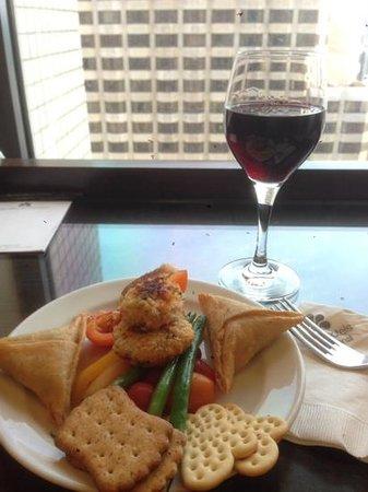 Hotel Nikko San Francisco: Happy Hour