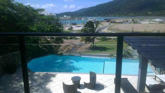 at Waterfront Whitsunday Retreat: Our View