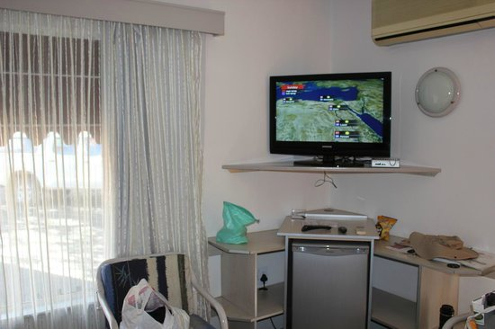 Hotel Pension Etambi: 客室