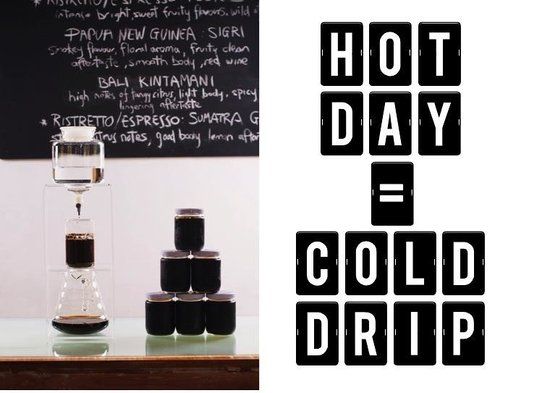 WORKSHOP Seniman Coffee Studio: learn the secrets to making cold brewed coffee at home