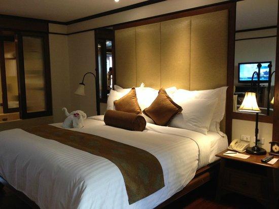 Anantara Hua Hin Resort : Garden Premier room 1