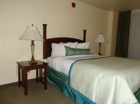 Staybridge Suites Denver International Airport: bed