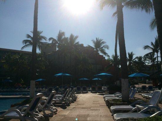 Occidental Nuevo Vallarta : Pool view