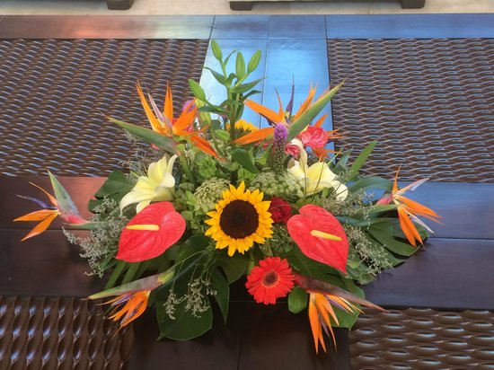 Occidental Nuevo Vallarta: Pretty flowers